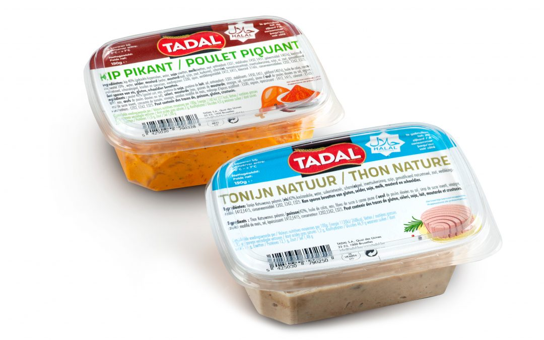 Restyling Tadal Labels